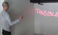 Graffiti Light App Prototype