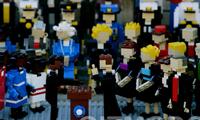 Lego Obama Inauguration