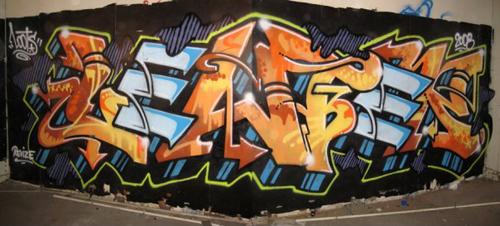 Lewter Graffiti