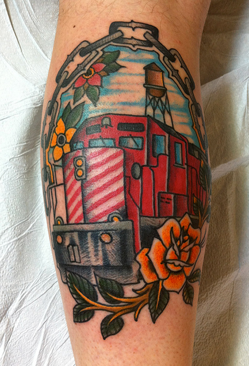 logan morrison cp engine tattoo