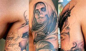 Tattoo Tuesday No. 183