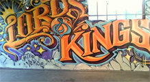 Lords &#038; Kings Art Show in San Francisco