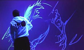 Luminous Graffiti