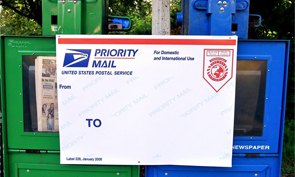 Lush Goes Postal