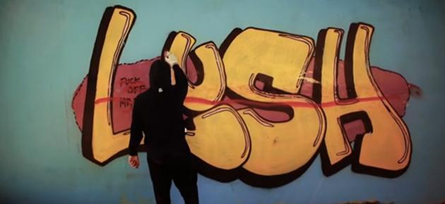 lushsux graffiti