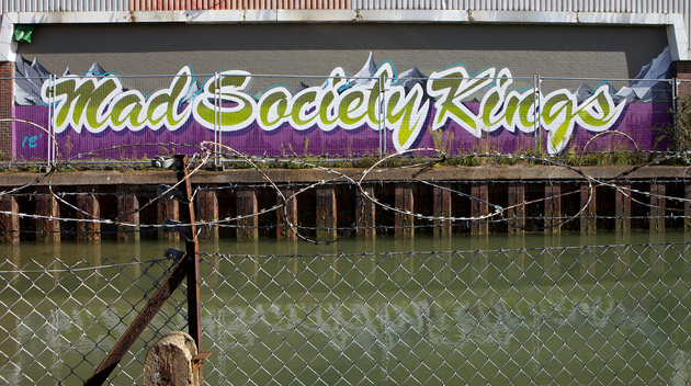 mad society kings graffiti gary