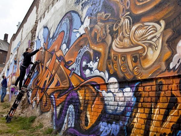 madc graffiti venlo