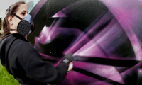 MadC Graffiti With Molotow Transparent