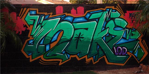 Make One Graffiti