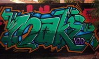 Make One Graffiti Interview