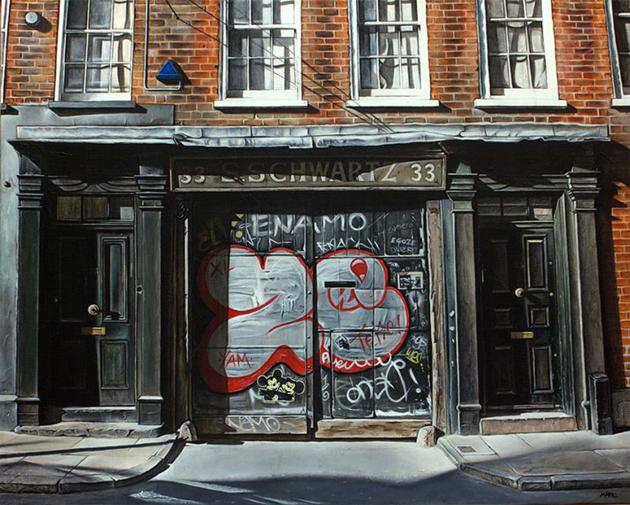 marc gooderham street art