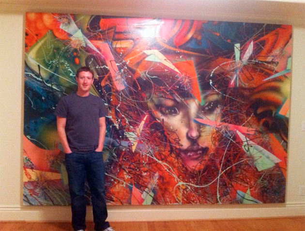 mark zuckerberg david choe painting