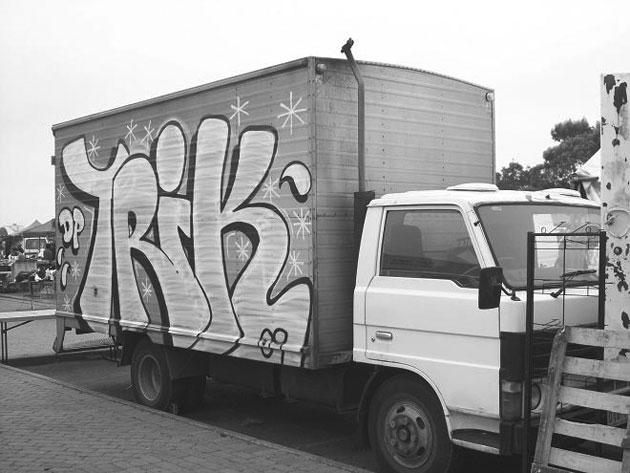 Trik Graffiti