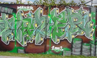 Site Update: Canada Graffiti Wall Action