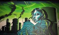 Mear One Graffiti in LA