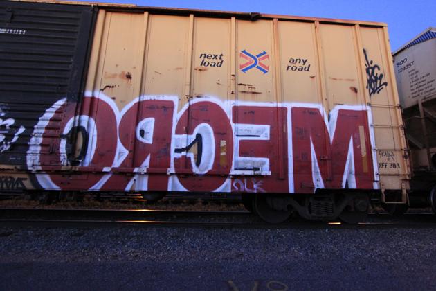 mecro graffiti