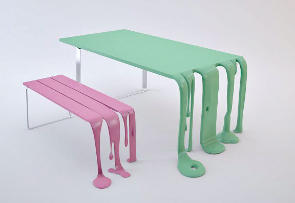smooth and smoothie melting tables