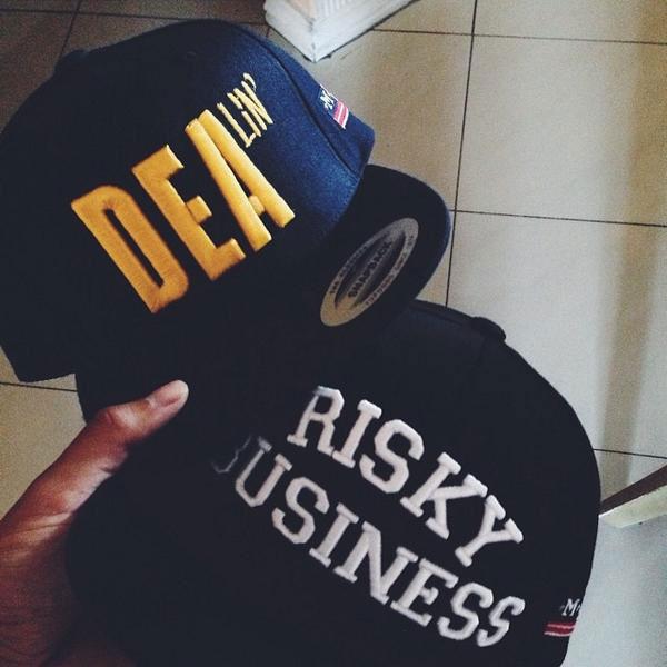 menace clothing hats