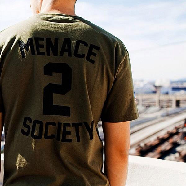 menace society tshirt