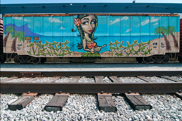 mers ryoe graffiti wholecar