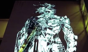 Metal Gear Rising: The Mural Project