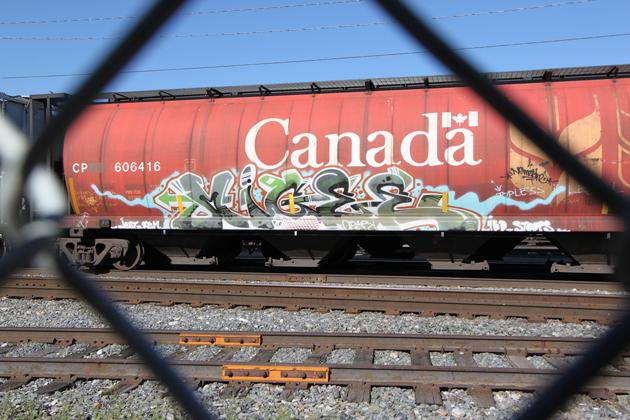 migee graffiti hopper freight