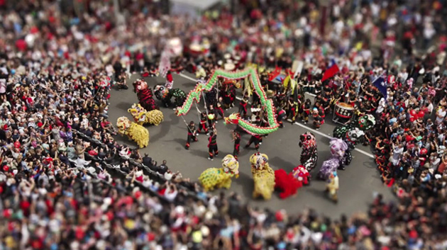 miniature melbourne event photography