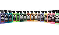 16 New One4All Molotow Colors