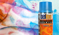 Molotow Premium Transparent Spray Paint Colors