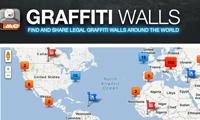 Molotow Graffiti Walls Web App
