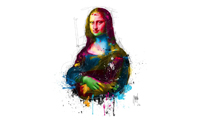 Patrice Murciano Acrylic Paintings