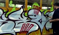 Montana Cans Graffiti Across America