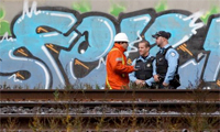 Three Graffiti Writers Killed by VIA Train in Montreal