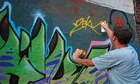 Mook Life Graffiti in Montreal