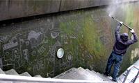 Moss Street Art