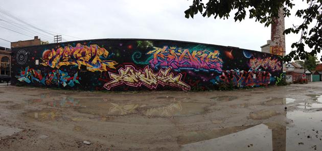 motel smug globe sizeo osker graffiti panorama