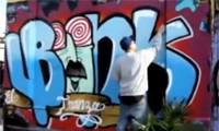 Mr. Bonkers Graffiti Video