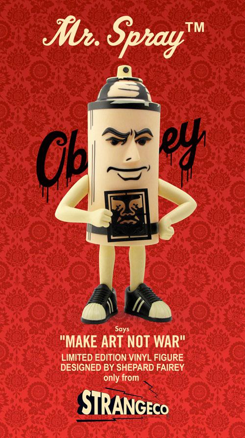 obey mr spray