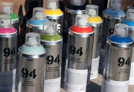 Montana MTN 94 Spray Paint