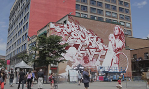 Montreal Festival Mural Video Recap