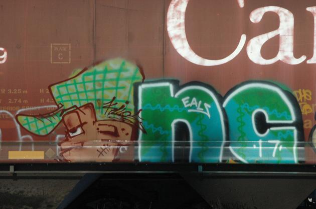 nc graffiti