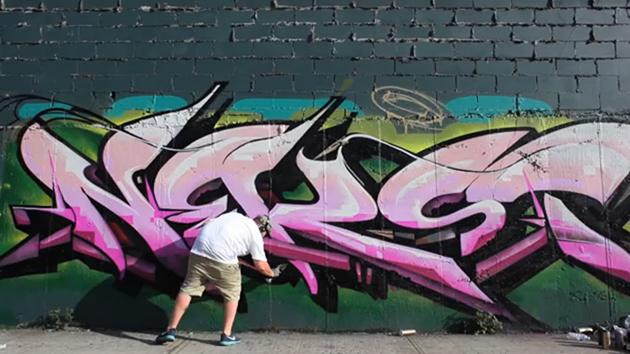 nekst graffiti bbq
