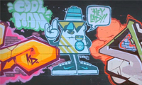 Zek, Isham, Scien & Klor Graffiti Video