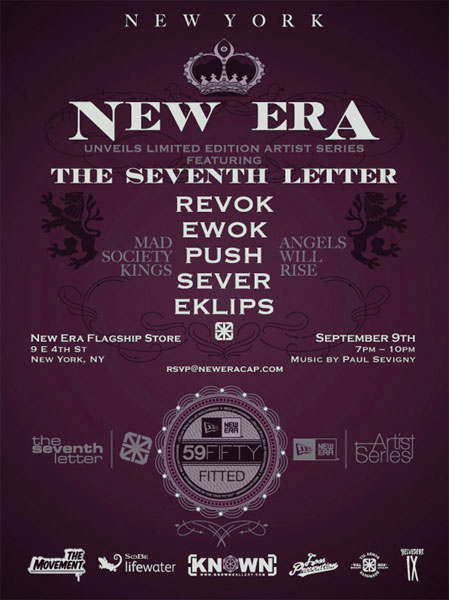 new era seventh letter nyc