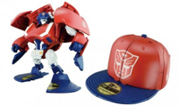 New Era Transformers Cap Bots