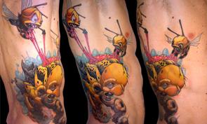 Tattoo Tuesday No. 221