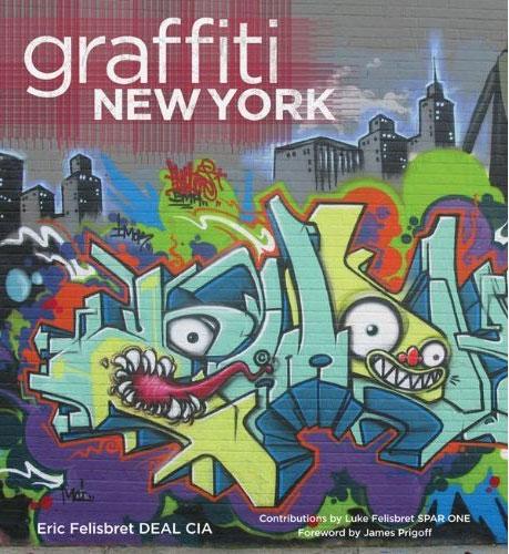 New York Graffiti Book