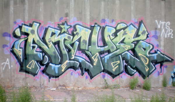 niche graffiti