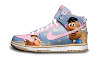 Toy Story Nike Dunks