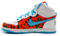 Nike Big High Fred Flintstone Shoes